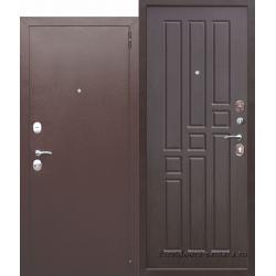 Стальная дверь Гарда Антик 8 мм Венге