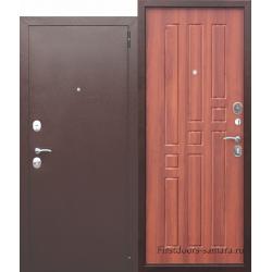 Стальная дверь Гард стандарт 8 мм Рустикальный дуб АКЦИЯ
