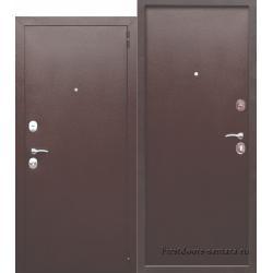 Стальная дверь Гарда Металл/Металл