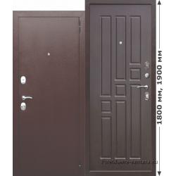 Стальная дверь Гарда Мини Венге