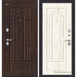 Стальная дверь ДС Porta S-3 55.55 Almon 28/Nordic Oak