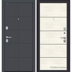 Стальная дверь ДС Porta S-3 10.П50 Graphite Pro/Nordic