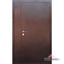 Стальная дверь Тайгер Дуэт мет/мет NEW (1300х2050)