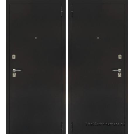 Стальная дверь Тайгер Хит 2 металл / металл