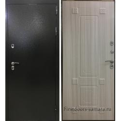 Стальная дверь Молот терморазрыв антик серебро/сандал белый