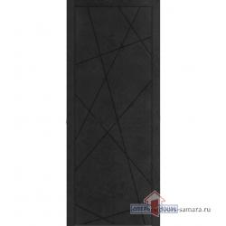 ДГ Вида GEO 1 Бетон графит темный