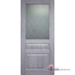Межкомнатная дверь ДО Диана ПВХ Грей