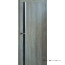 Межкомнатная дверь ДО Стиль-3 Серый кедр