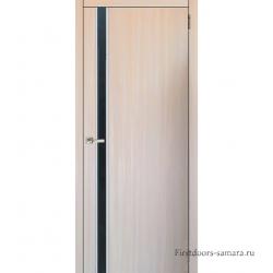 Межкомнатная дверь ДО Стиль-3 Беленый дуб