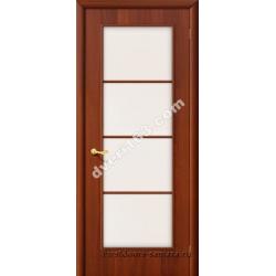 Межкомнатная дверь 10С итал. орех