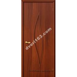 Межкомнатная дверь 12Г итал. орех