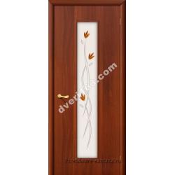 Межкомнатная дверь 22Х итал. орех