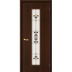 Межкомнатная дверь 23Х Венге