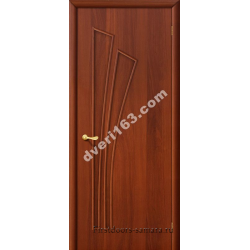 Межкомнатная дверь 4Г итал.орех