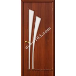 Межкомнатная дверь 4С итал.орех