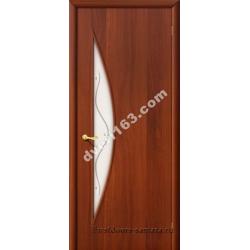 Межкомнатная дверь 5Ф итал.орех