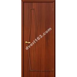 Межкомнатная дверь 6Г итал.орех
