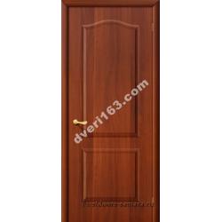 Межкомнатная дверь Палитра итал.орех (без стекла)