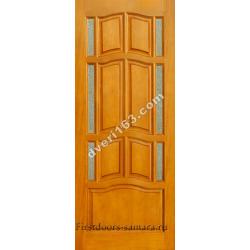Межкомнатная дверь Ампир стекло