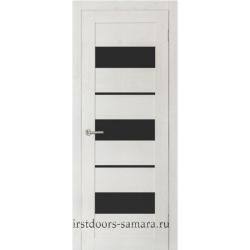 Межкомнатная дверь PV-12 Cappuccino Veralinga L
