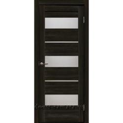 Межкомнатная дверь PV-12 Венге сибирский ПО