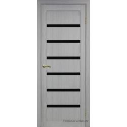 Межкомнатная дверь PV-7 Cappuccino Veralinga L