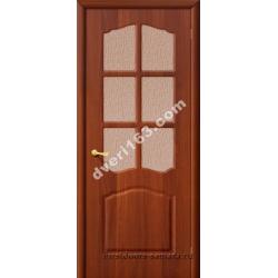 Межкомнатная дверь Азалия итал.орех