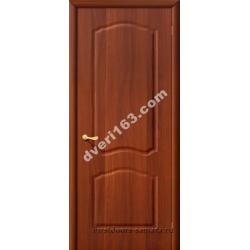 Межкомнатная дверь Азалия итал.орех (без стекла)