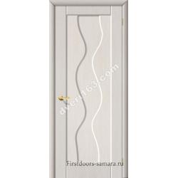 Межкомнатная дверь Вираж (без стекла)