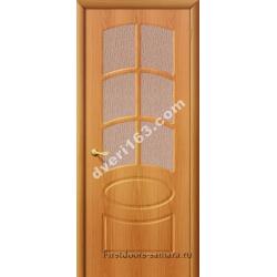 Межкомнатная дверь Неаполь мил.орех