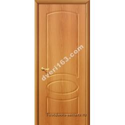 Межкомнатная дверь Неаполь Неаполь мил.орех (без стекла)