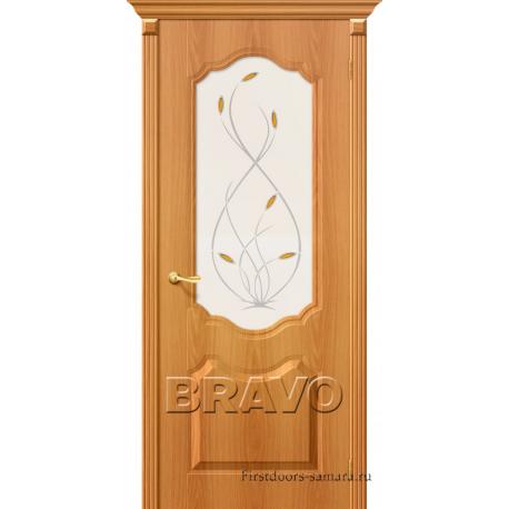 Межкомнатная дверь Перфекта ПО Миланский орех