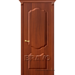 Межкомнатная дверь Перфекта ПГ Итальянский орех