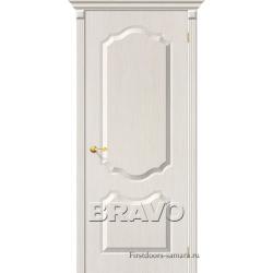 Межкомнатная дверь Перфекта ПГ Беленый дуб