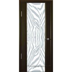 Межкомнатная дверь Зебра