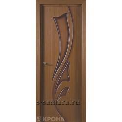 Межкомнатная дверь ДГ Лидия орех