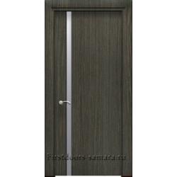 Межкомнатная дверь Танго-1 венге