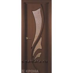 Межкомнатная дверь ДО Лидия макоре