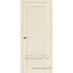 Межкомнатная дверь Вуд Модерн-22 Ivory
