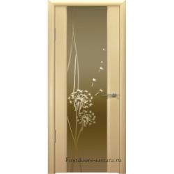 Межкомнатная дверь Одуванчик