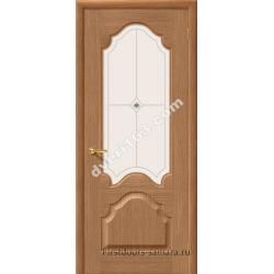 Межкомнатная дверь Афина Дуб