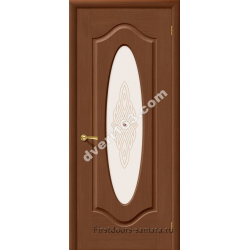 Межкомнатная дверь Афина Орех