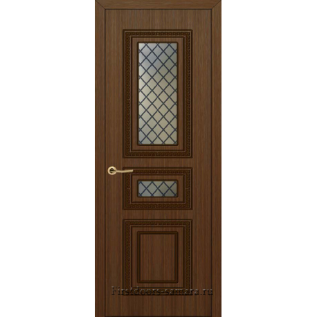 Межкомнатная дверь Авангард ПО