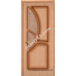 Межкомнатная дверь Греция Дуб