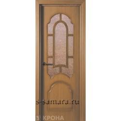 Межкомнатная дверь ДО Соната дуб