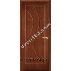 Межкомнатная дверь Стелла Орех (без стекла)