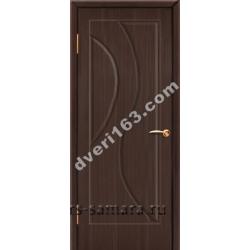 Межкомнатная дверь Стелла Венге (без стекла)
