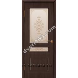 Межкомнатная дверь Стиль Венге