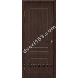 Межкомнатная дверь Стиль Венге (без стекла)