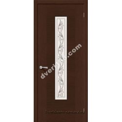 Межкомнатная дверь Карат Венге
